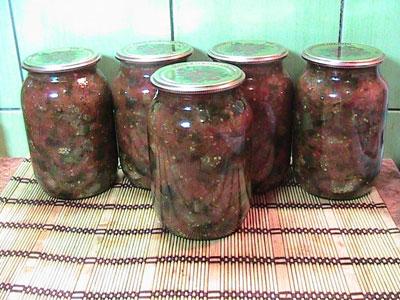 баклажаны в томатной заливке на зиму рецепты приготовления