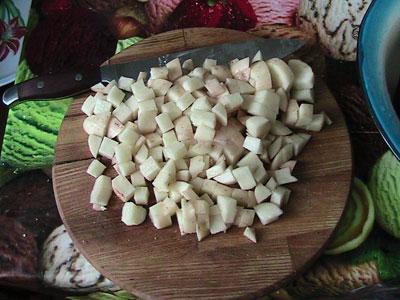 Пасхальный борщ с хреном, пошаговый рецепт с фото