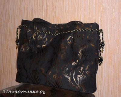 Мастер-класс по пошиву женской сумки для сайта. подготовила Кондратьева...