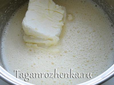 """Манник """"Осенний карнавал"""" – кулинарный рецепт"""