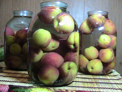 Повидло из персиков в домашних условиях