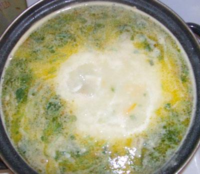 Суп рыбный из горбуши с плавленным сыром рецепт