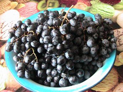 рецепт приготовления виноградного варенья
